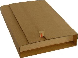 Selbstklebender Verschluss-karton