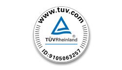 TÜV Rheinland Siegel für Redl Karton